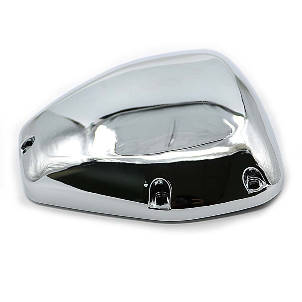 Chrome Air Intake Filter Cleaner Cover For Honda VTX1300 VTX1800 2003-2008 2007