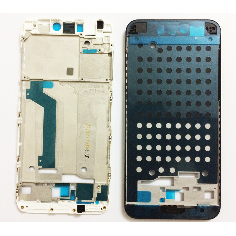 New Original 5.15 For Xiaomi Mi5c Mi 5C Front LCD Housing Faceplate Middle Frame Bezel Cover Replacement Spare Parts