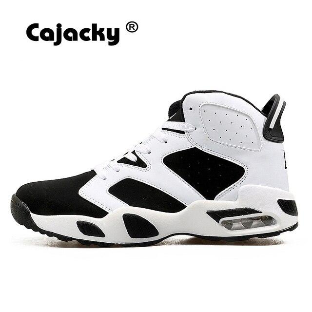 Cajacky סתיו איכות גברים סניקרס החורף גבוהה למעלה יוניסקס טיולים נעלי 35-44 גברים ספורט נעליים חיצוני מגפי נעליים גברים Krasovki