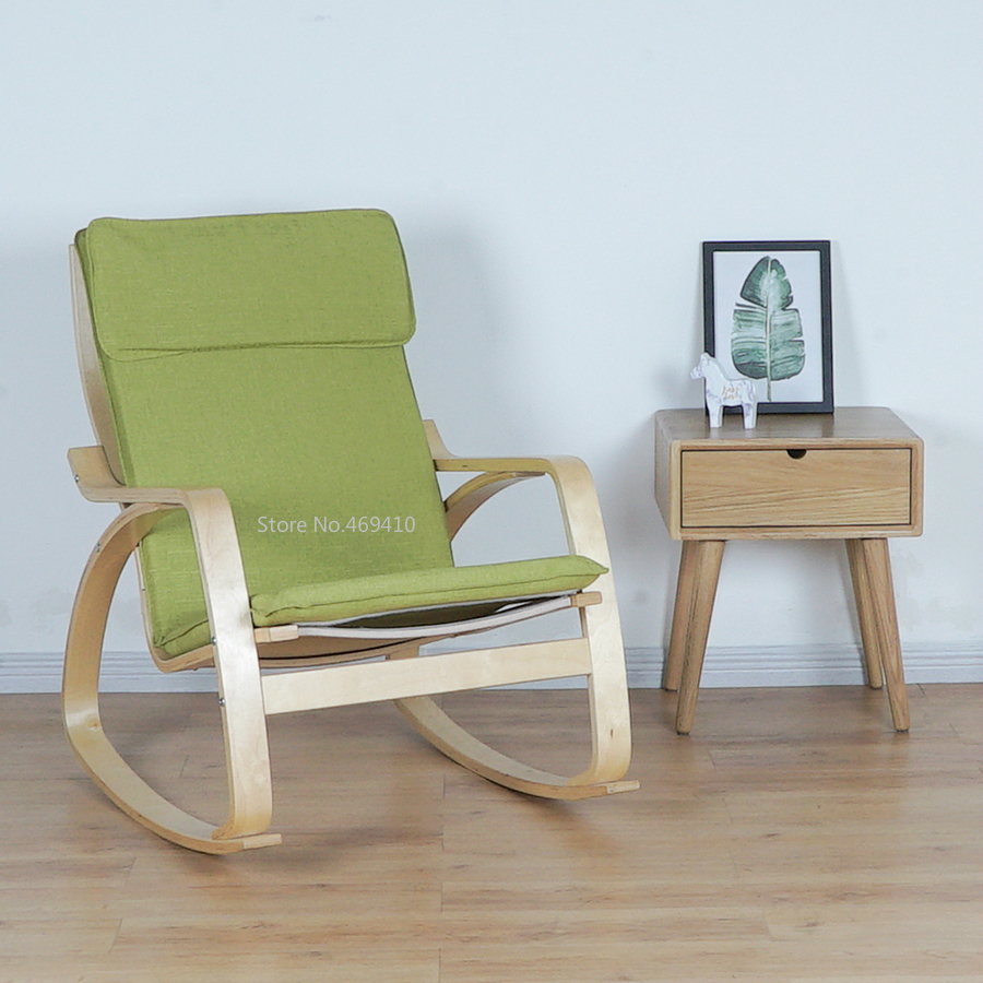 Surprising Us 77 25 38 Off Concise Rocking Chair Dawdler Sofa Balcony Chair Leisure Time Chair Pregnant Woman Deck Chair Adult Household Armchair In Beach Creativecarmelina Interior Chair Design Creativecarmelinacom