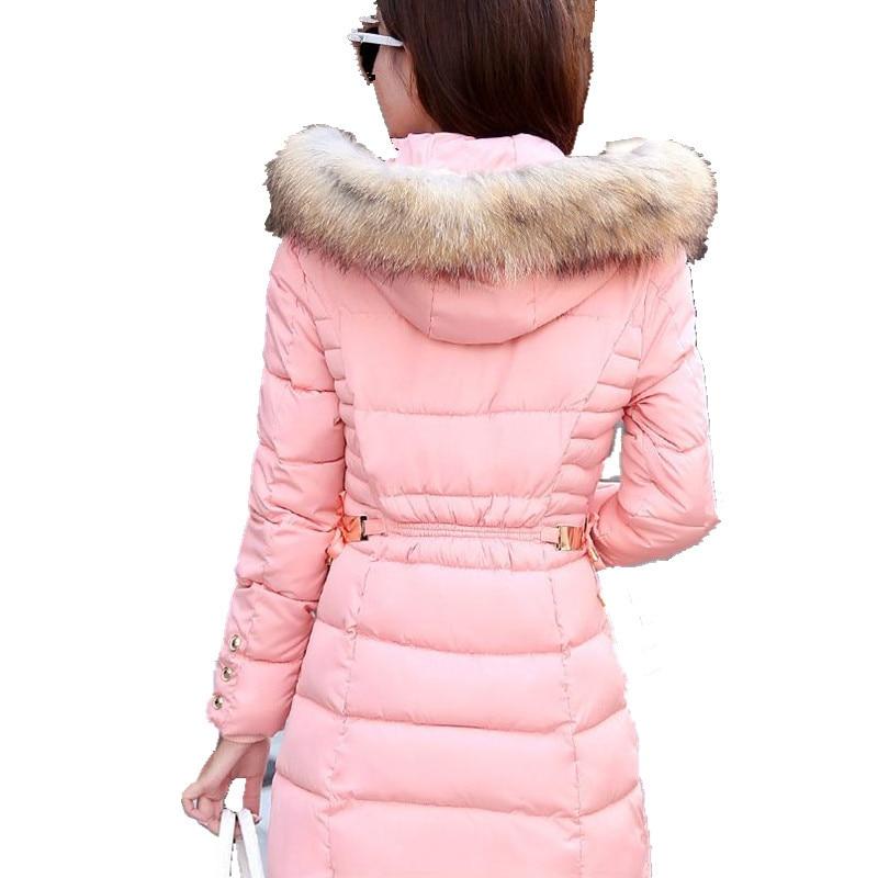Nouvelles Chaude Coton D'hiver red Couleurs blue Taille Vente Femmes gray Le De Mode Chaud Paillettes Cinq 2018 Black Bas 3xl pink Vers Avec Epaisseur M Parkas Cq114 dF8Rqd