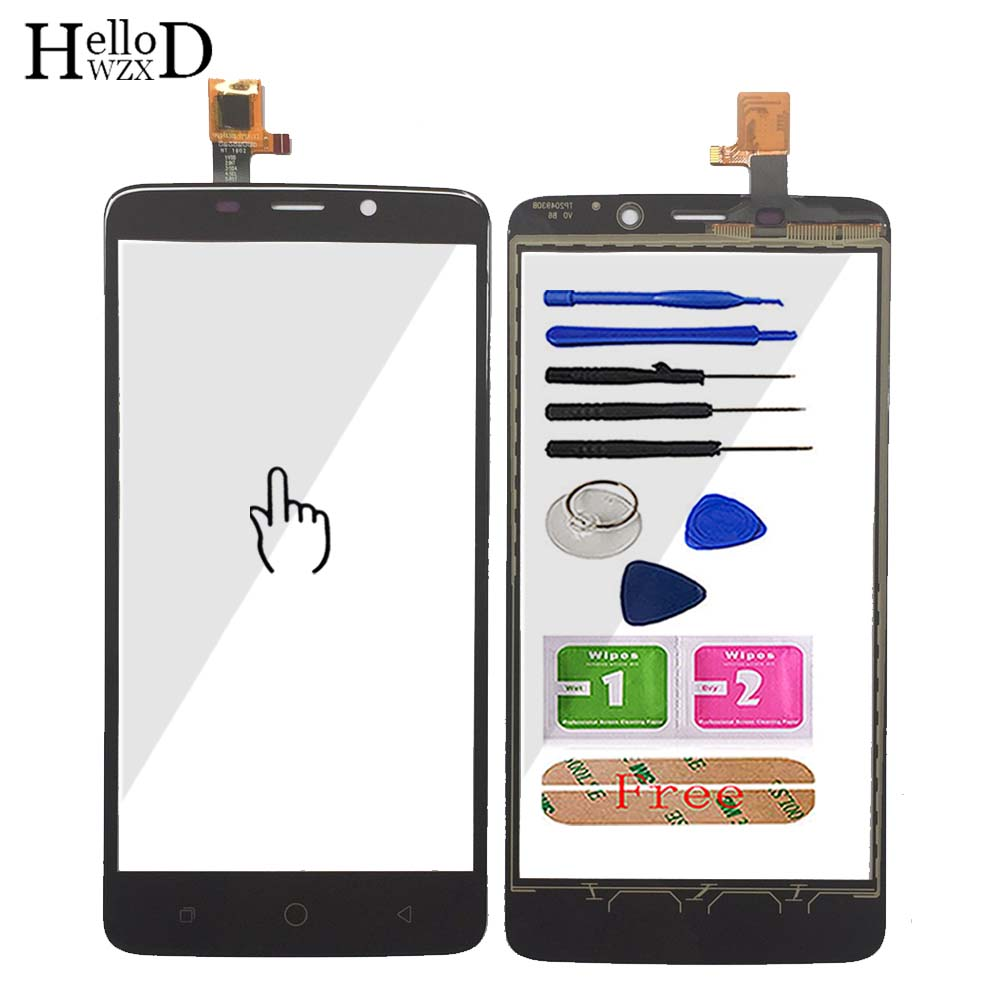 5.5'' Mobile Phone Touch Glass For Ulefone Vienna Touch Screen Glass Digitizer Panel Lens Sensor Tools Adhesive