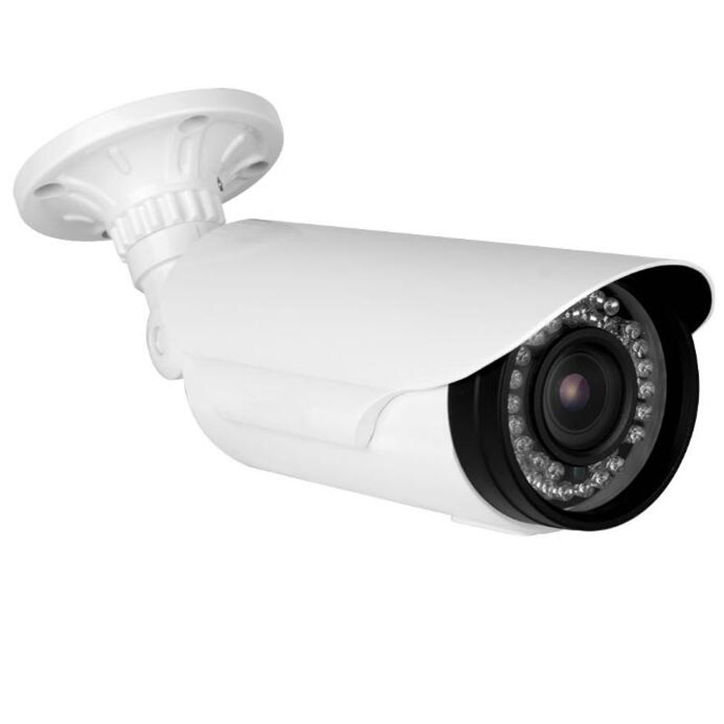 4MP 2MP Bullet IP Camera Day/Night Infrared CCTV Camera POE Support IP66 Waterproof Security Camera System 2.8-12mm Lens 42LEDS wistino cctv camera metal housing outdoor use waterproof bullet casing for ip camera hot sale white color cover case