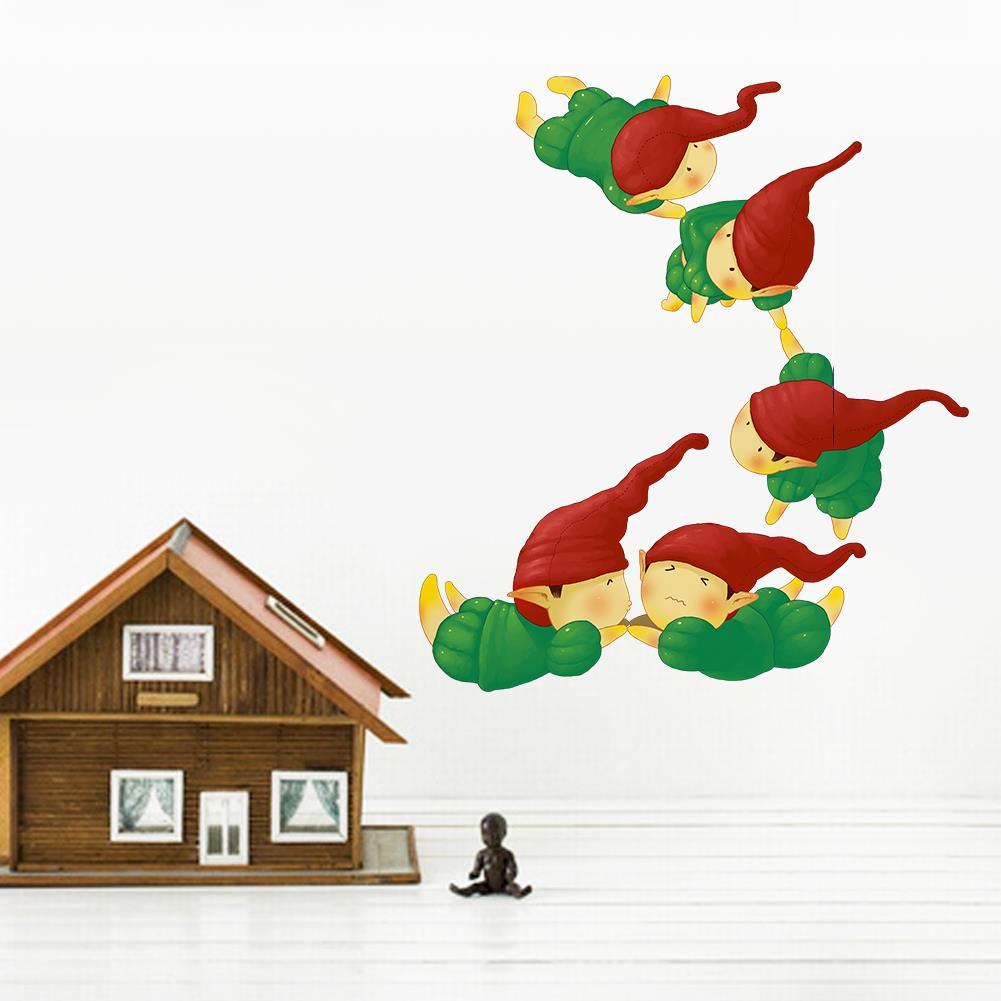 ⊱Funny Flying nome\'s pequeño mundo monstruo Adhesivos para niños ...