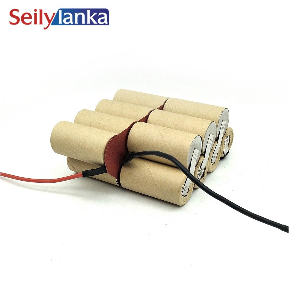 3000mAh pour Black Decker 18V Ni MH batterie pack CD aspirateur PV1825N BYD-H-SC1500P pour auto-installation