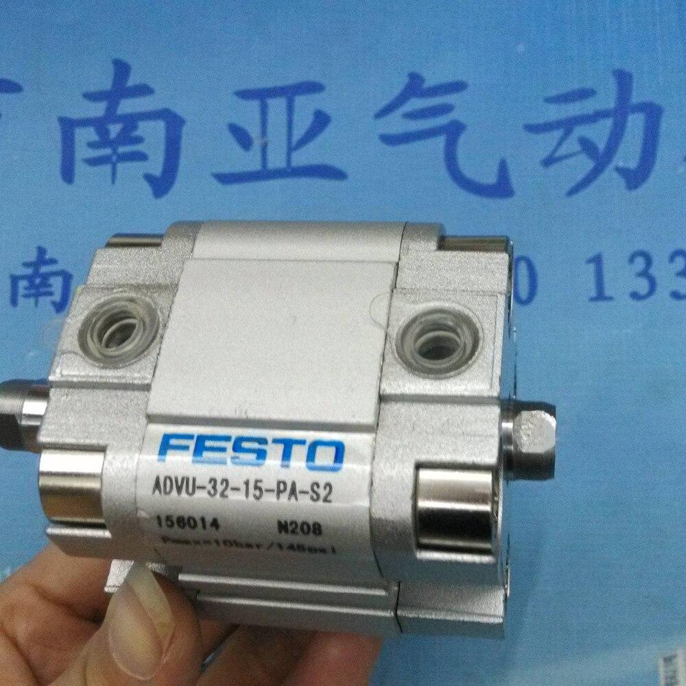 все цены на ADVU-32-15-PA-S2   Germany Festo cylinders онлайн