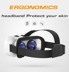 Image 4 - Vr Shinecon 5.0 Bril Virtual Reality Vr Doos 3D Bril Voor 4.7 6.0 Inch Telefoon