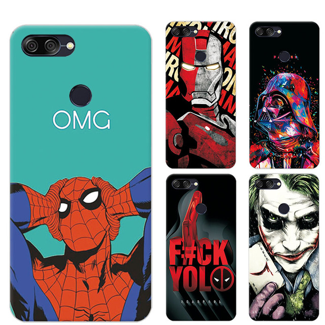 buy popular f9ea5 69801 US $1.15 21% OFF|adlucky Fashion Phone Case For Asus Zenfone Max Plus M1  Charming Design Cover Case For Asus Zenfone Max Plus M1 ZB570TL X018D-in ...