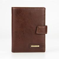 Short Leisure Men S Wallet Restoring Ancient Ways Design Multifunctional Man Purse Coin Purse Wallet Id