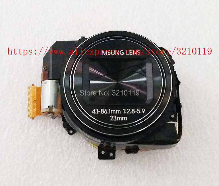 New Optical zoom lens without CCD repair parts For Samsung Galaxy Camera 2 EK GC200 GC200