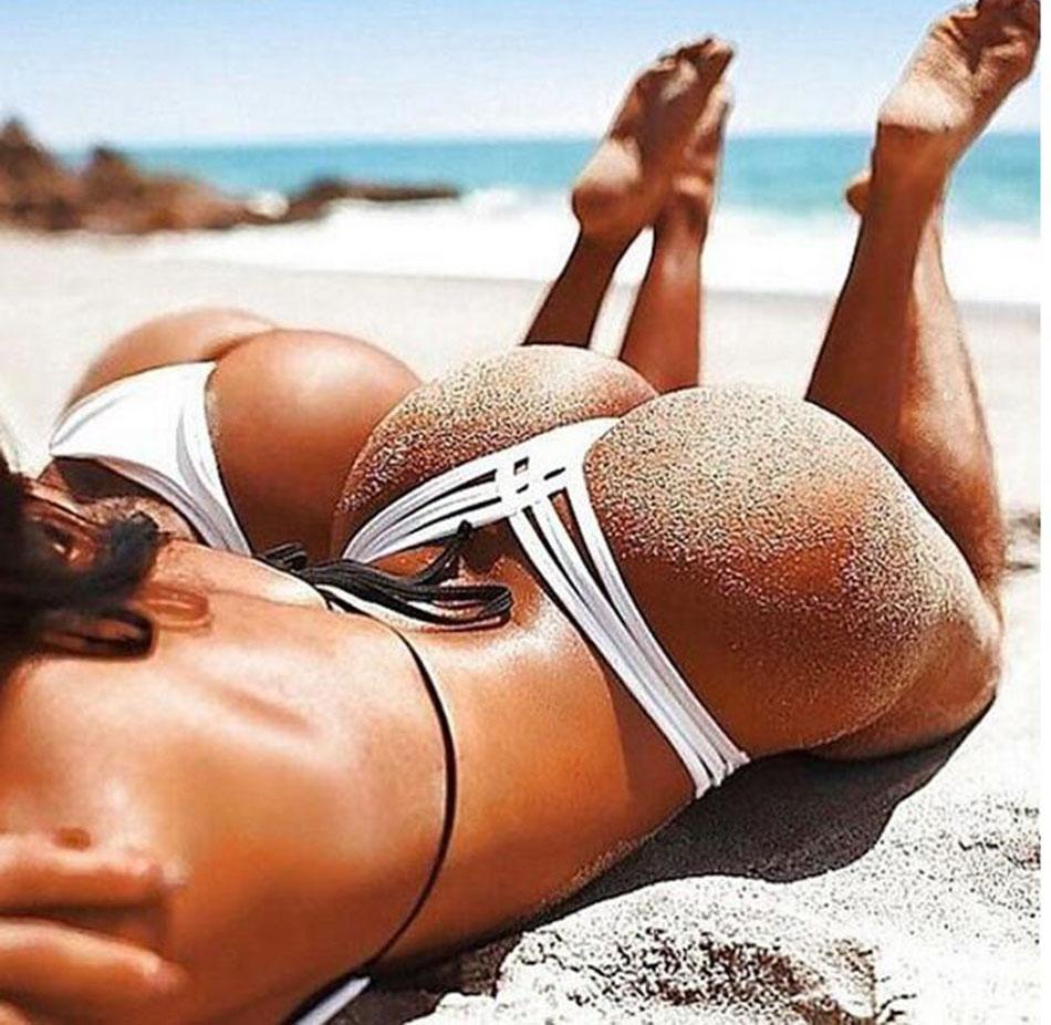 Badpak Bikini.2019 2019 Sexy Woman Badpak Bikini Bottoms Swimwear Swim Shorts