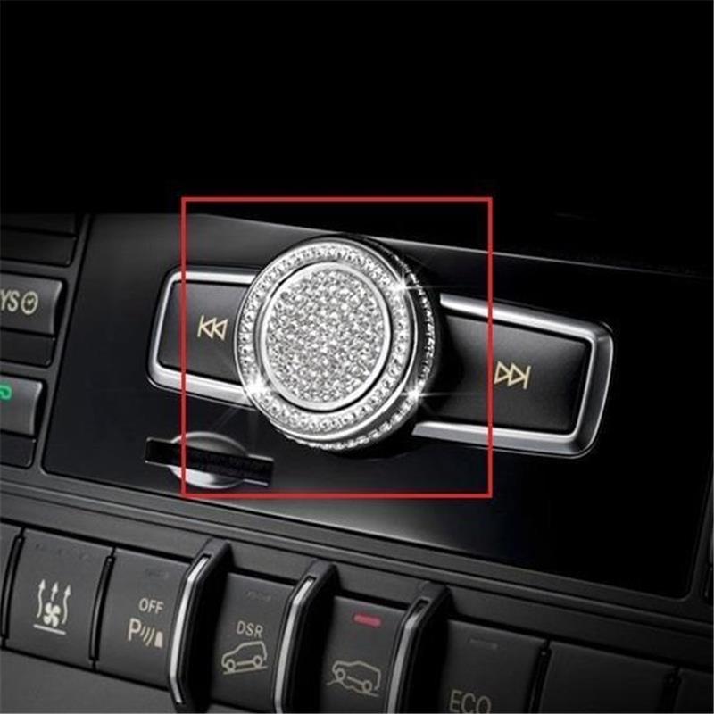 Система управления автомобильным декоративные стайлинга автомобилей крышки наклейки украшения изменение полосы 14 15 16 17 для Мерседес-Бенц КЛК