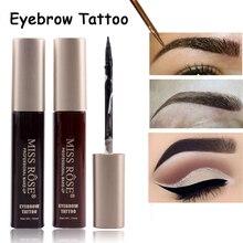 10 Warna Hot Sale Makeup Alis Krim Pewarna Warna Alami 24 Jam tahan lama Alis Lembut Halus Fashion Kosmetik Mata