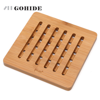 JUH 1pc Heat Resistant Wood Round Shape Cork Coaster Tea Drink Wine Coffee Cup Mat Pad Table Decor Round Square Optional