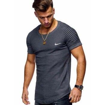 O-neck Short sleeve Men's T Shirt