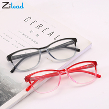 Zilead Ultralight Classic Reading Glasses Men Retro TR90 Spring legs Presbyopic Eyeglasses Anti Fatigue For Women Oculos