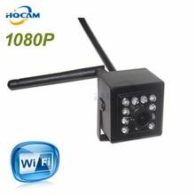 цена на HD 1080P 940nm Ir Leds Mini IP Network Wifi Camera IR camera Mini Wifi Wireless Webcam With Ir Cut cctv camera Night  Vision