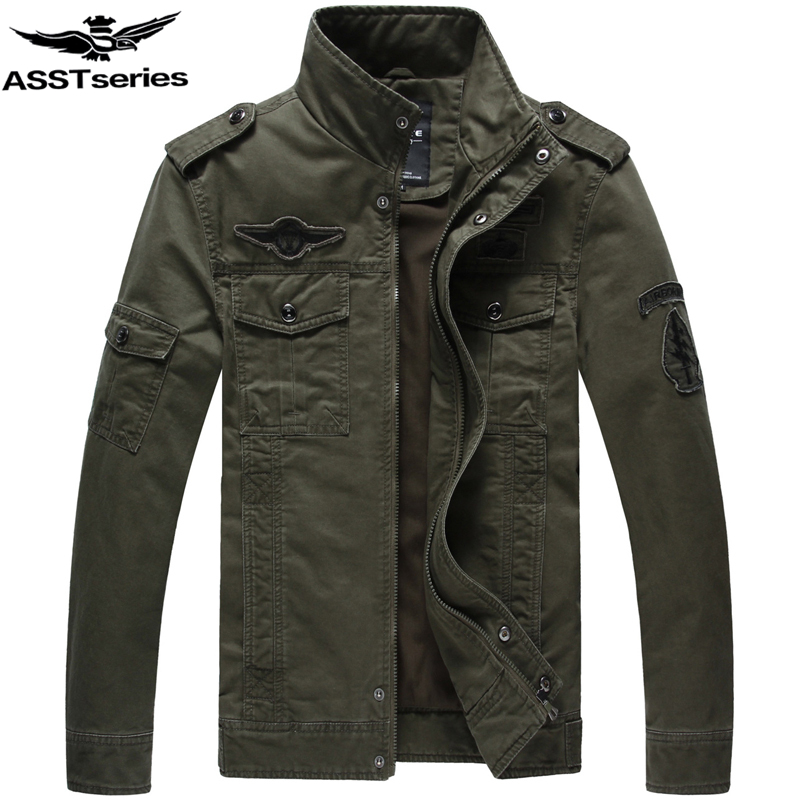 military jacket men military style jackets for men mens army jackets and coats chaqueta hombre