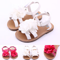 Newest 1pair Outdoor Brand summer Girl Baby Sandals Fashion First Walkers ,Kids soft sole