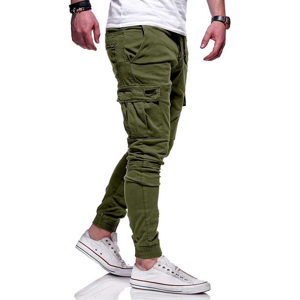 diseño atemporal 8549f 39f3a Pantalones para hombre 2019 nuevos Pantalones deportivos de moda para  hombre Pantalones de chándal informales para hombre Pantalones deportivos  para ...