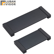 Folding drawer handle,Matte Black ,easy to install,Simple and beautiful,for drawer cupboard,furniture hardware