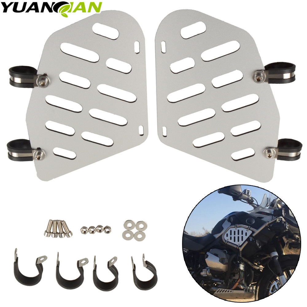 Motorcycle fuel tank R1200GS Tank side plate Side cover Side cover Tank guard protection FOR BMW R1200GS Adventure ABS 2006-2013 акрапович для бмв r1200gs 2013