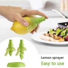 2PC lemon orange juice citrus fruit sprayer kitchen gadget portable multi-functional cooking supplies meat seasoning