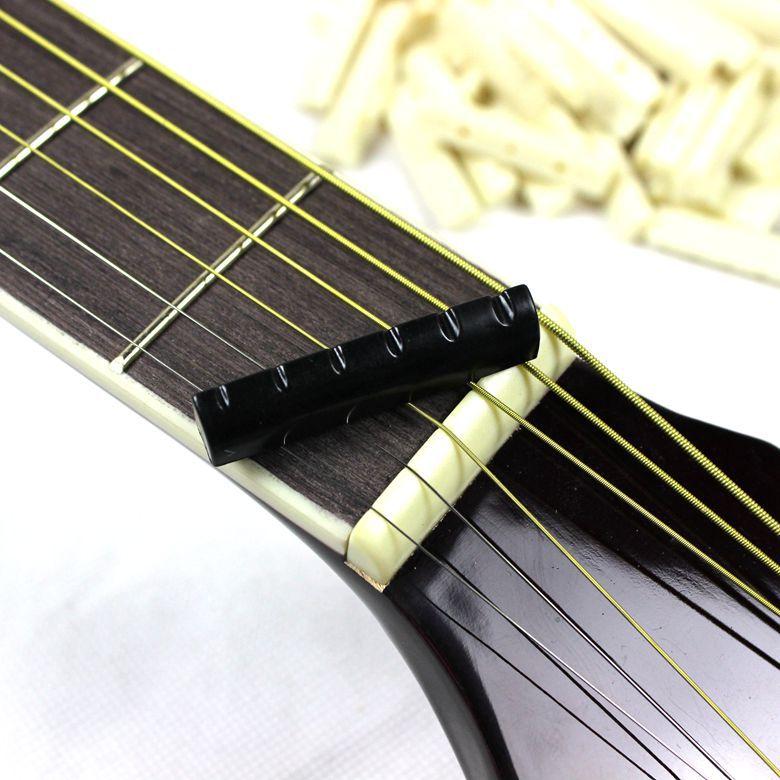 2x Gitarre Zwei Aktion Truss Rod Geeignet für Gitarre Bass Mandoline,