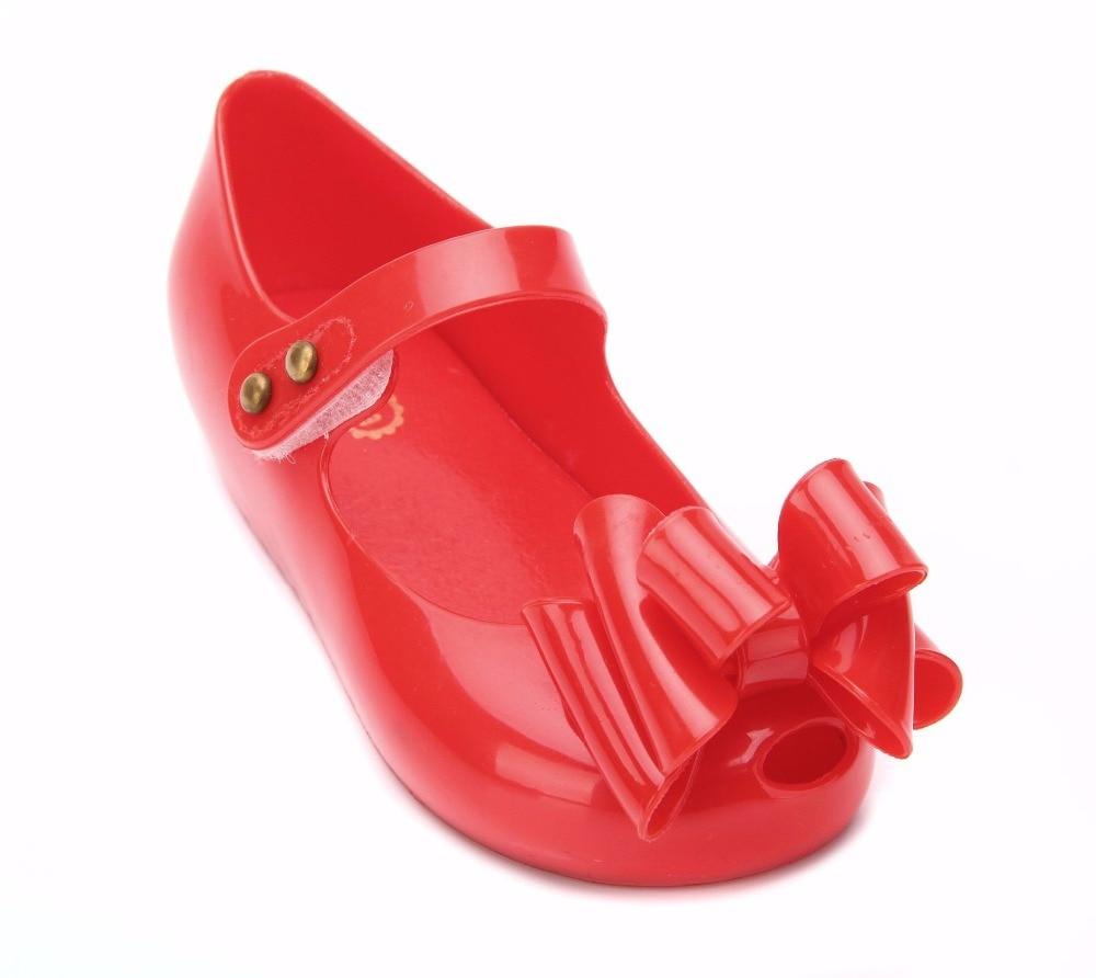 587d45445f Sandálias respirável adorável mini melissa sandálias Tipo de Sandália   com  Faixa Presa ao Tornozelo
