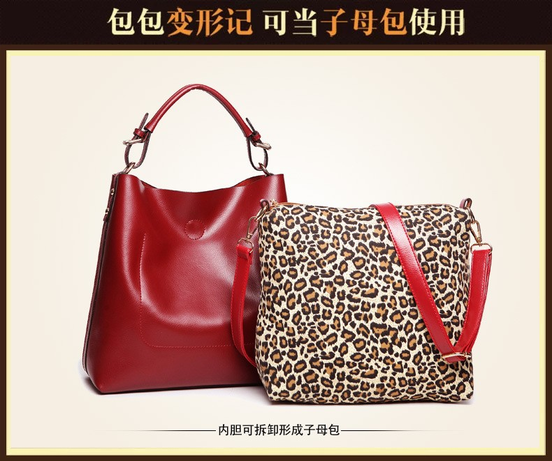 Ladies Composite Handbags Woman Fashion Pu Leather Bags Crossbody Bag For Women Fashion 2015 Designer High Quality Bags BH270 (7)