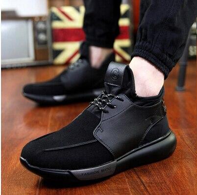 337c22b04 The new Y3 men s shoes Y 3 QASA High darth vader Ninja shoes lovers shoes  sneakers купить на AliExpress