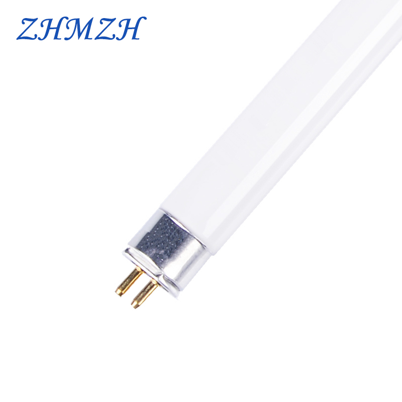 T5 Fluorescent Lamp Tube T5 Eyecare Straight Tube 4W 6W 8W Desk Lamp Bulb 220V Mirror Front Lamp White