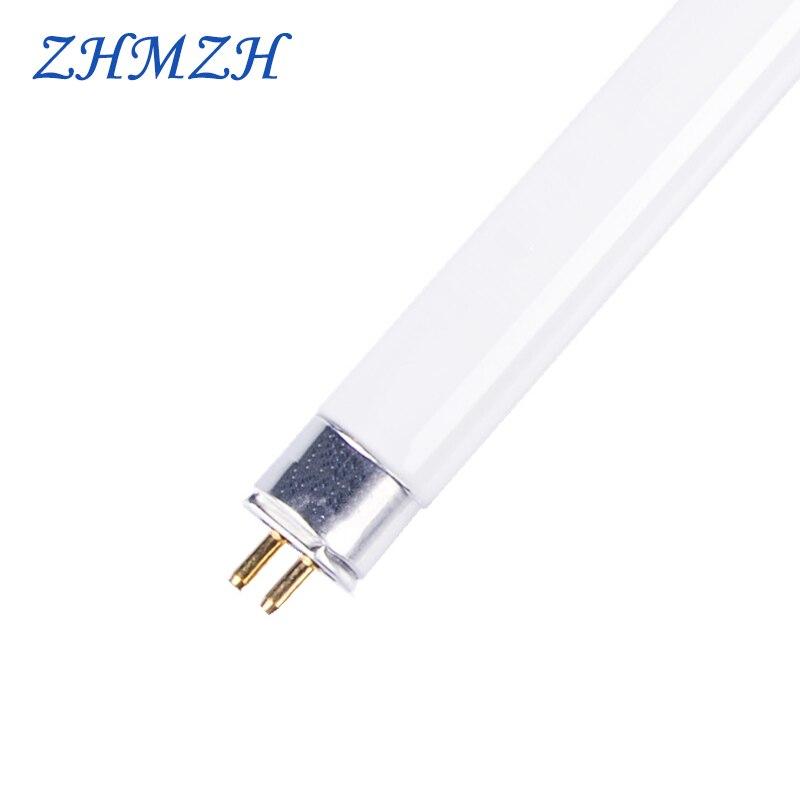 T5 Fluorescent Lamp Tube T5 Eyecare Straight Tube 4W 6W 8W Desk Lamp Bulb 220V Mirror Front Lamp White