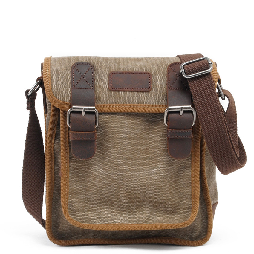 2017 Casual canvas Men Handbag Original Student Bags Man Messenger Travel Bag Patchwork Work Shopping Handbags women handbag shoulder bag messenger bag casual colorful canvas crossbody bags for girl student waterproof nylon laptop tote