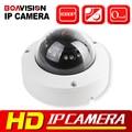 HD 1080 P Купольная Ip-камера 2-МЕГАПИКСЕЛЬНАЯ Безопасности Сетевой Камеры ИК Ночного Видения Ик-cut APP Вид Наружного Наблюдения, Ip-камеры Onvif