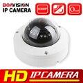 HD 1080 P Mini Câmera Dome IP 2MP Câmera De Rede De Segurança Visão Nocturna do IR IR-Cut Visão APLICATIVO de Vigilância Ao Ar Livre Câmera IP Onvif