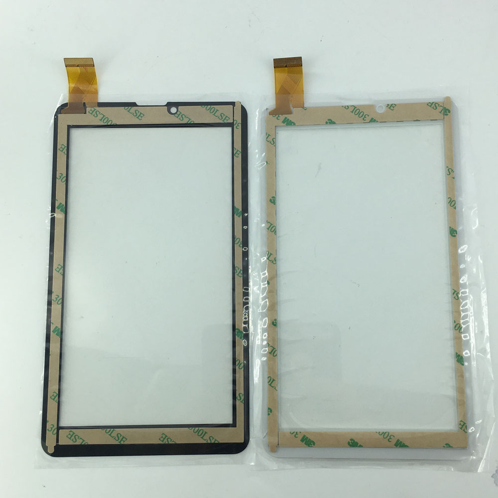 7 inch For <font><b>BQ</b></font> <font><b>7010G</b></font> <font><b>Max</b></font> 3G YJ371FPC-V1 Repair parts Touch Screen Digitizer glass External screen Sensor image