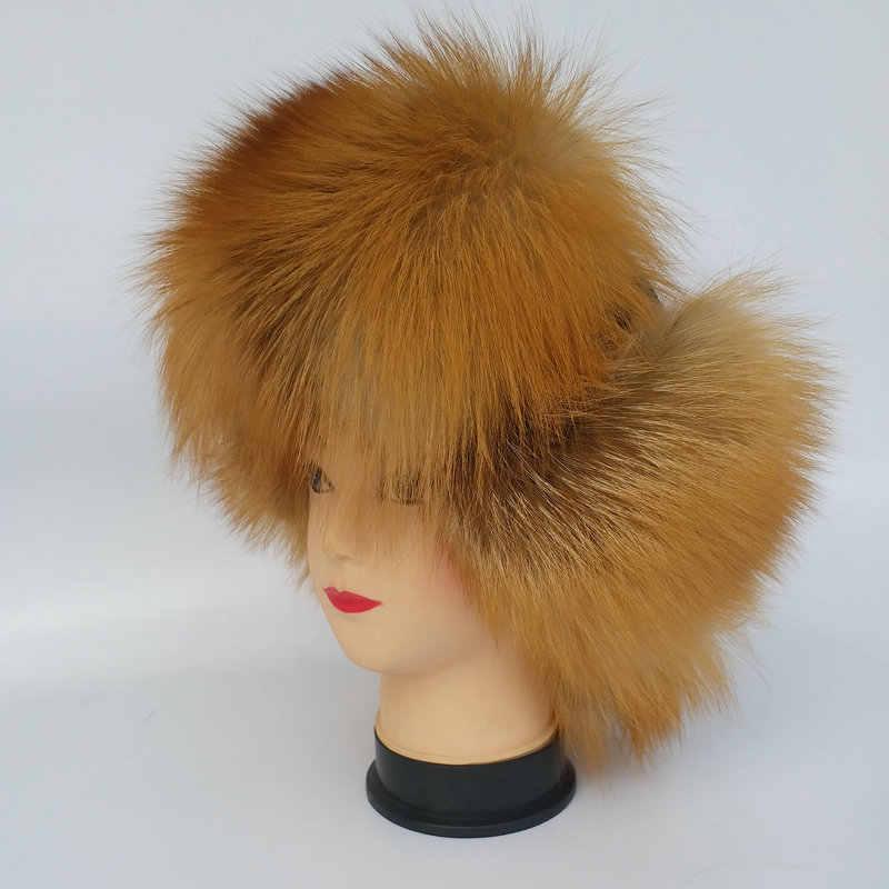 Hot high-end ขนสัตว์หมวกขนสัตว์หมวก Lei Feng หมวกหูขนสัตว์ที่จำเป็นหมวก