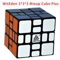 WitEden 3x3x3 Witeden Plus Cubo Mágico Negro Puzzle Cuerpo Dificultad 9 de 10 la Venta Caliente Educativos Twisty Puzzle Juguete para niños