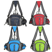 5 In 1 Men Women Unisex Mini Waterproof Shoulder Bags Messenger Handbag Softpack Backpack Outdoor Hiking
