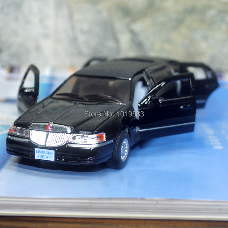 Brand New Kt 1 38 Scale Car Model Toys Lincoln Presidential