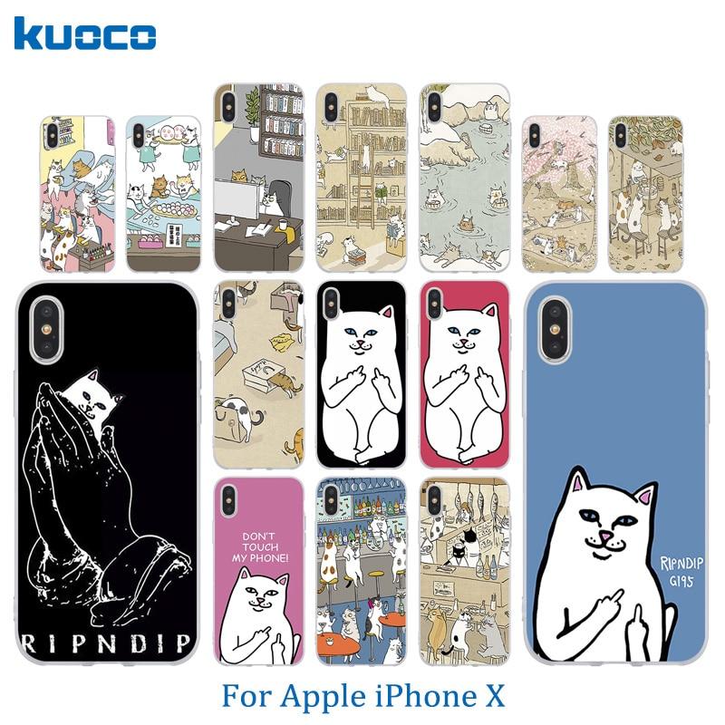 apple iphone 7 case cat