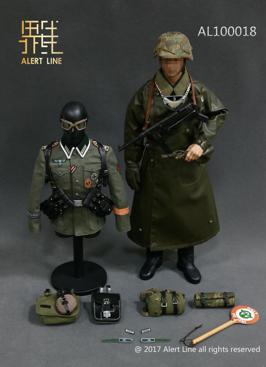 "Alert Line AL100022 1//6 WWII German Businessman Scarf Model For 12/"" Figure"