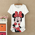 2016 New Style New Mouse Women T shirt Women Cotton Shirts Good quality T-shirts