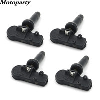 4 pieces 56029398ab 433mhz tpms tire pressure sensor for chrysler for jeep for fiat for dodge