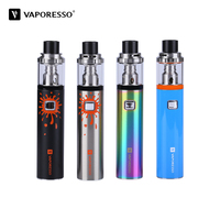 Original Vaporesso VECO PLUS SOLO Starter Kit 3300mAh Battery 4ml Capacity 0 3ohm ECO Coil Veco