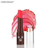 6 Color For Choose Waterproof Matt Lipstick Long Lasting Tint Lip Gloss Korean Cosmetics Moisturizer Natural