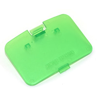 64 pcs 50 PCS a lot Expansion Pack Replacement Memory Expansion Cover Jumper Pak Lid Door replacement fit for Nintendo 64 N64 (5)