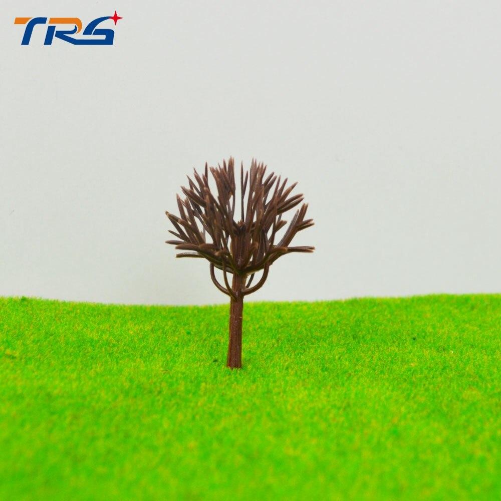 Dark Green WINOMO Model Scenery Landscape Trees Scale Trees Diorama