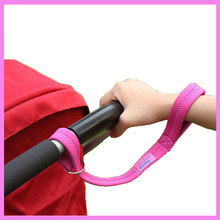 Baby Stroller Accessories Extension Belt Armrest Safety Belt Strap Travel Anti Lost Wrist Tape 44×2.5